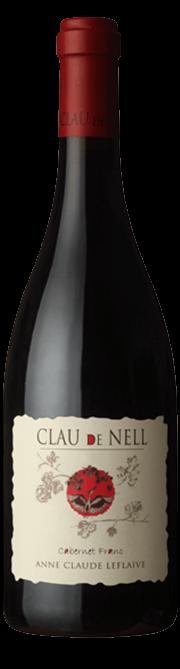 Garrada do vinho Cabernet Franc