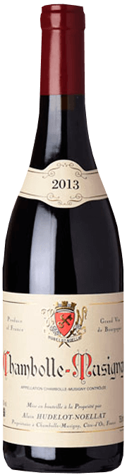 Garrada do vinho Chambolle-Musigny
