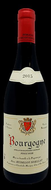 Garrada do vinho Bourgogne Rouge