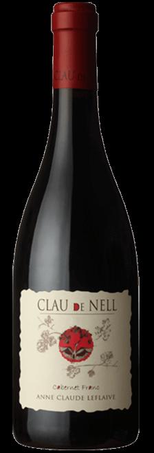 Garrafa do vinho Cabernet Franc