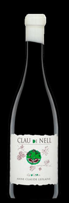 Garrafa do vinho Grolleau