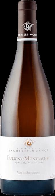 Garrada do vinho Puligny Montrachet