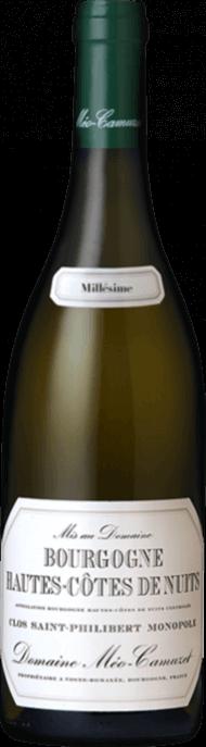 Garrada do vinho Hautes Cotes de Nuits Blancs St Philibert