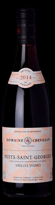 Garrada do vinho Nuits St Georges Vieilles Vignes