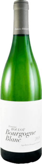 Garrada do vinho Bourgogne Blanc