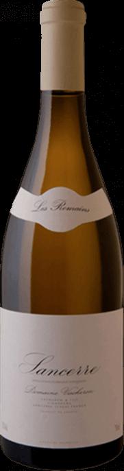 Garrada do vinho Sancerre Les Romains