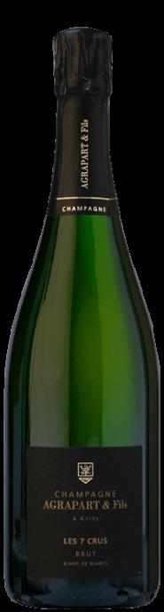 Garrafa do vinho Agrapart 7 Crus