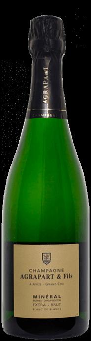 Garrada do vinho Mineral Extra Brut GC 2012