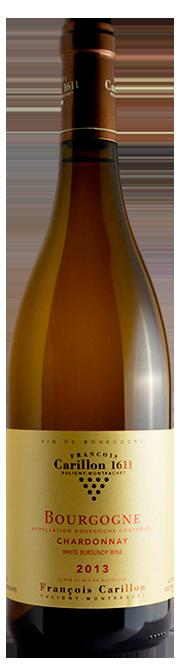 Garrada do vinho Bourgogne Chardonnay