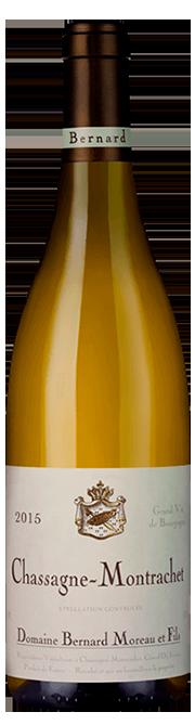 Garrada do vinho Chassagne Montrachet