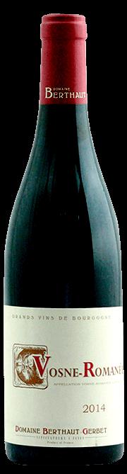 Garrada do vinho Vosne Romanee