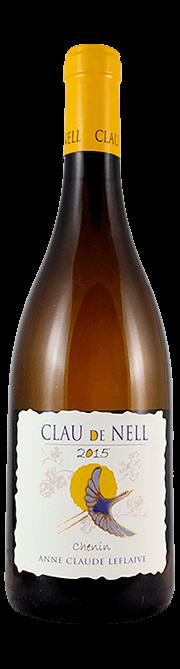 Garrada do vinho Chenin Blanc