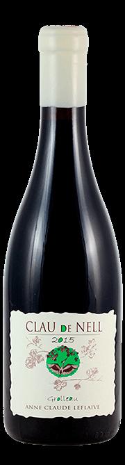 Garrada do vinho Grolleau