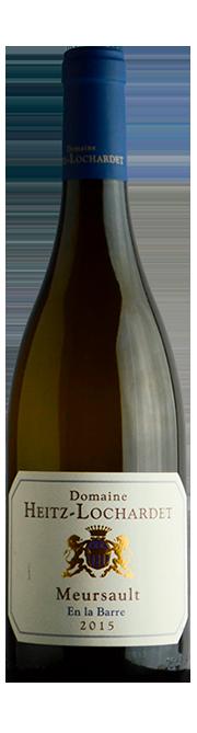 Garrada do vinho Meursault La Barre