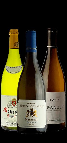 Garrafa do vinho Os Terroirs de Meursault