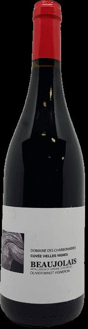 Garrada do vinho Beaujolais Vieilles Vignes
