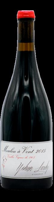 Garrada do vinho Moulin a Vent Vieilles Vignes