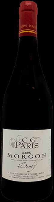 Garrada do vinho Morgon Douby