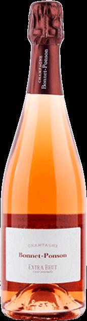 """Garrada do vinho Extra Brut """"Cuvée Perpetuelle"""" Rosé NV"""
