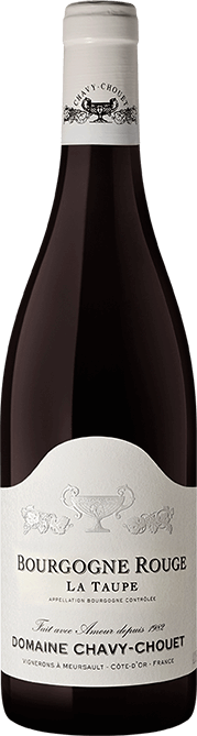 Garrada do vinho Bourgogne Rouge La Taupe 2018