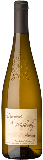Garrada do vinho Anjou Blanc 2019