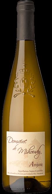 Garrada do vinho Anjou Blanc 2019