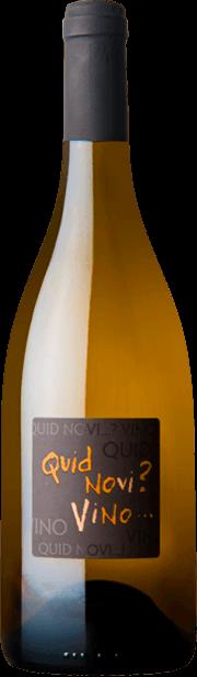 Garrada do vinho Anjou Blanc Quid Novi
