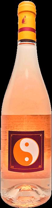 Garrada do vinho Yin Yang Rose 2019