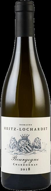 Garrada do vinho Bourgogne Blanc 2018 Magnum