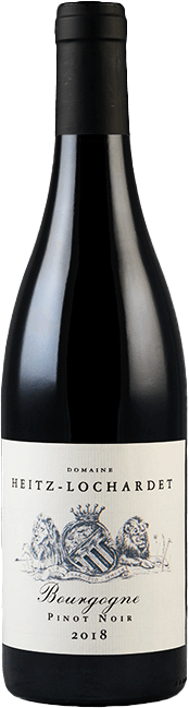 Garrada do vinho Bourgogne Rouge 2018