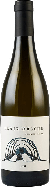 Garrada do vinho Blanc de Noir 2018