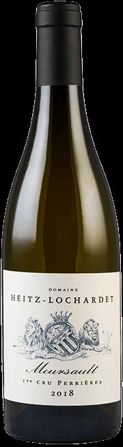 Garrada do vinho Meursault 1er Cru Les Perrieres 2018