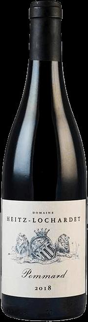 Garrada do vinho Pommard 2018