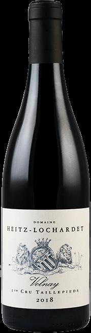 Garrada do vinho Volnay 1er Cru Les Taillepieds 2018