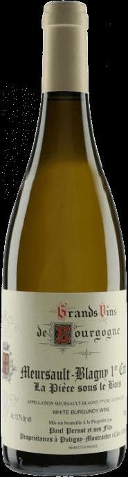 Garrada do vinho Meursault Blagny 1er Cru Piece sus le Bois