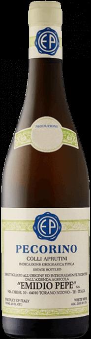 Garrada do vinho Pecorino