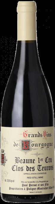 Garrada do vinho Beaune 1er Cru Clos du Dessus des Marconets