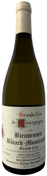 Garrada do vinho Bienvenue Batard Montrachet Grand Cru
