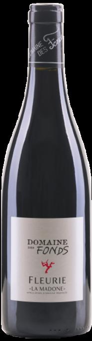 Garrada do vinho Fleurie La Madone