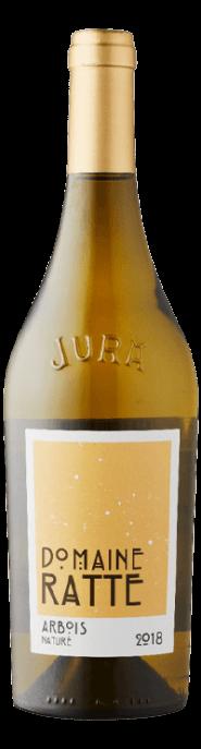 Garrada do vinho Savagnin Naturé