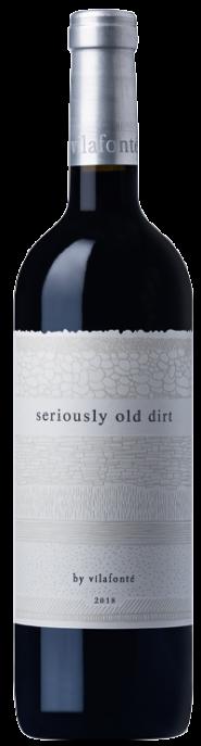 Garrada do vinho Seriously Old Dirt
