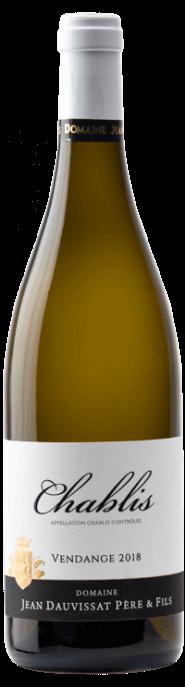 Garrada do vinho Chablis 1,5L