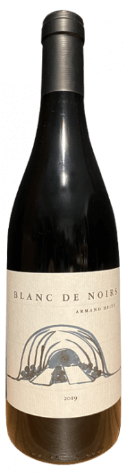 Garrada do vinho Blanc de Noir