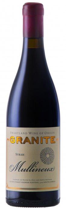 Garrada do vinho Syrah Granite 1,5L