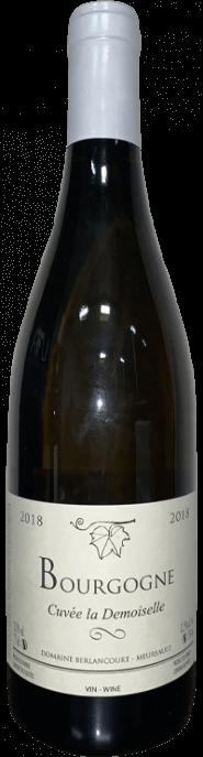 Garrada do vinho Bourgogne La Demoiselle