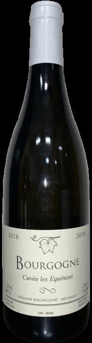 Garrada do vinho Bourgogne Les Equinces