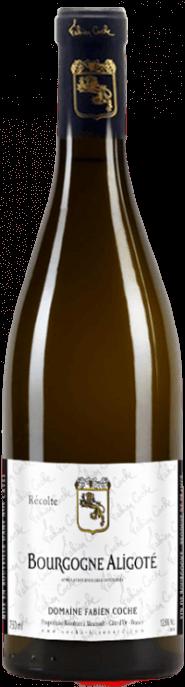 Garrada do vinho Bourgogne Aligoté