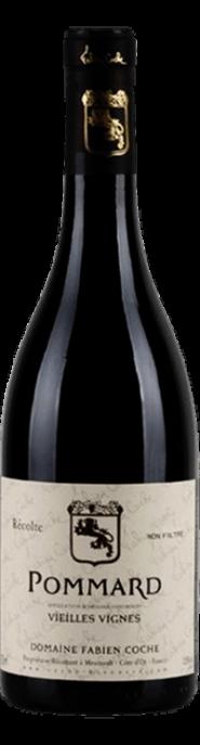 Garrada do vinho Pommard Vieilles Vignes