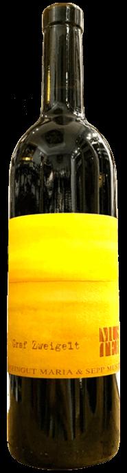 Garrada do vinho Graf Zweigelt