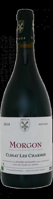 Garrada do vinho Morgons Les Charmes